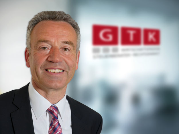 Steuerberater Frank Ginster